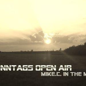 MikeC. - Sonntags Open Air Teil II
