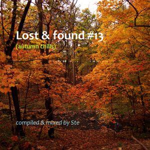 Lost & found #13 - (autumn chills)
