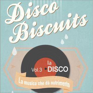 DISCO BISCUITS LIVE! - La Storia della Musica - Vol.3 la DISCO - 05.07.2012