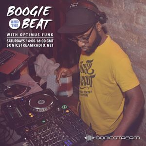 Boogie and the Beat #04 (May 2016)