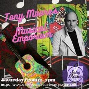 Tony Moore's Musical Emporium (08/05/2021)