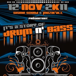 It's Story of Drum and Bass