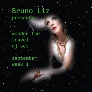 Bruno Liz on Wonder the Travel - sept week 1