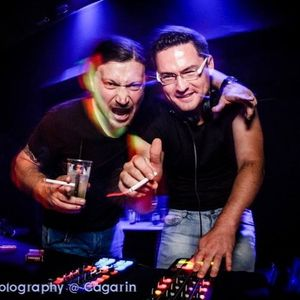 Stas Zotov & Jay Lucheck - Warming up set for Angel Molina! The Sprut at Gagarin 30.8.13