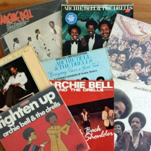 Archie Bell & The Drells - My All Time Top 12 History - from Northern Soul to Disco & Philly