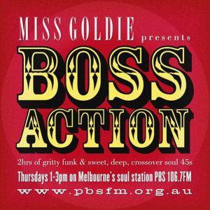 Miss Goldie - I'm A Believer