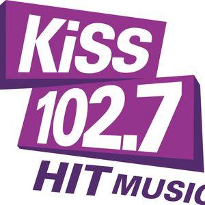 KISS 1027 SATURDAY NIGHT HIT MIX HOUR 1 - DECEMBER 5TH 2015