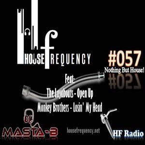 HF Radio Show #057 - Masta-B