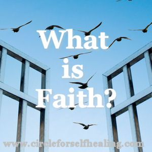 What Is Faith? - Podcast Episode