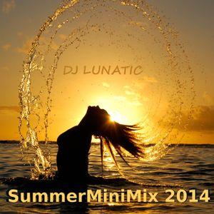 DJ Lunatic - SummerMiniMix 2014