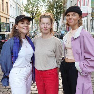 Kleiderei Radio w/ Amelie Liebst, Anna Burst & Aurelia Becker (September 2020)