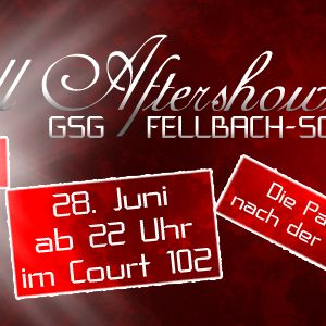 Abiball Aftershowparty (29.06.2014) Part 2