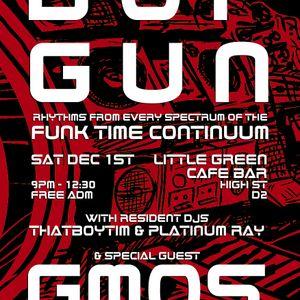 Bop Gun Podcast 2 with Platinum Ray and thatboytim