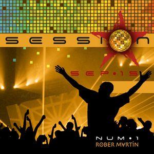 DJ ROBER MARTIN SEP2015 VOl.1