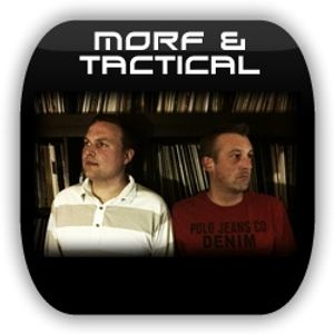 Different Drumz - Morf + Tactical show ft. Victor Gurr (half hour guest mix) 04/10/2012