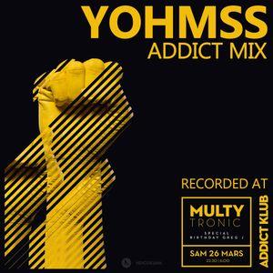 YOHMSS - ADDICT MIX