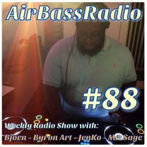 The AirBassRadio Show #88