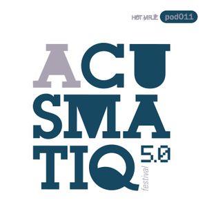 HV Podcast #11 > Acusmatiq 5.0