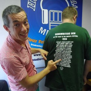 mark lees live sessions with alan hare hospital radio medway