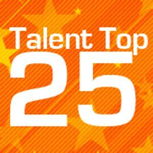 Talent Top 25 - 9 Mei - Deel 2