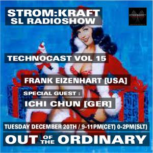 Out Of The Ordinary Radioshow #015 Ichi Chun