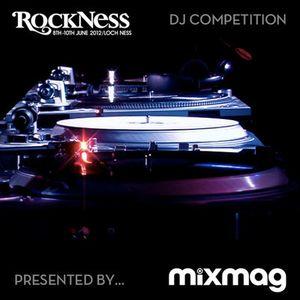 RockNess DJ Competition 2012