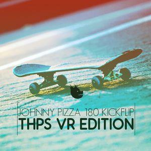 THPS - Johnny Pizza's 180 Kickflip
