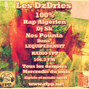 Les DzDries S04 Ep 01 dans LDN By DjSk 28.01.15