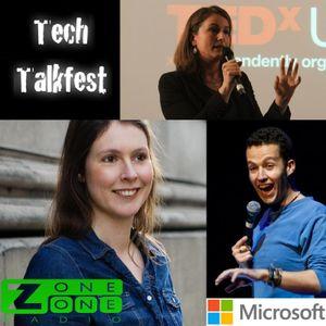 #TechTalkfest Microsoft Evangelism, Wikipedia, LinkedIn and the European Search Awards