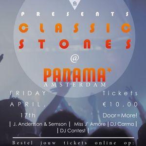 DJ Art – Stepping Stones DJ Contest Panama Amsterdam
