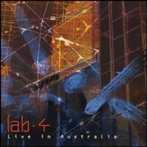 Lab4 Live In Australia March 2001 / Frantic @ The Dome