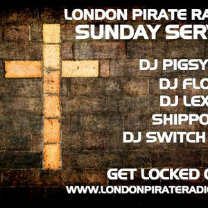 The Art of The Rave Beats With Shippo Live on LondonPirateRadio 25-6-2017