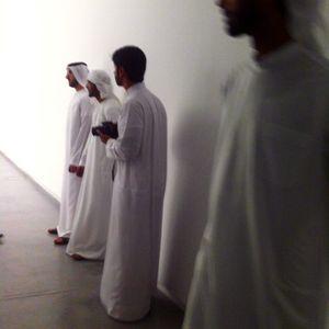 Six Pillars: Peter Lewis, Fabienne Audeoud, Nanu Al Hamad-Sharjah Art Foundation