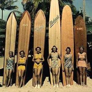 Banzai Washout!, surf rock playlist