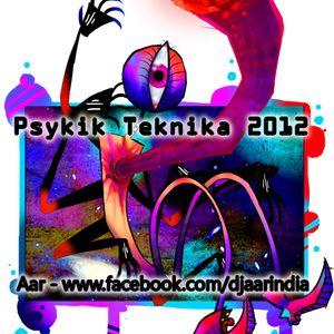 Psykik Teknika 2012 - Aar