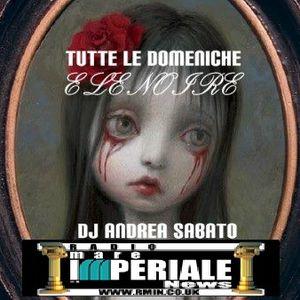 ELENOIRE  Dj Andrea Sabato live on RMIN RADIO MARE IMPERIALE NEWS 11.11.12
