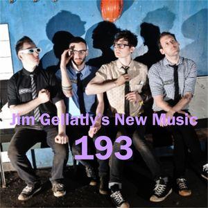 Jim Gellatly's New Music episode 193