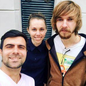 Oдин в Каное / Люди з Андрієм Чемесом / Radio SKOVORODA