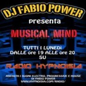 Musical Mind - Fabio Power - 30.04.2012