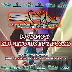 DJ AMMO T SHU RECORDS EP 2 PROMO UPDATED MIX 186 BPM 6th july 2019