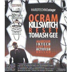 Dj Ocram @ Collapse Festival 3, Kiev (Ukraine) 08.11.2008