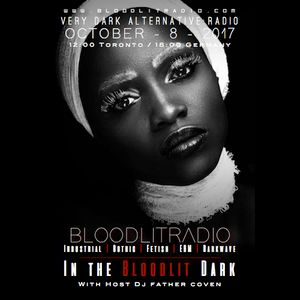In The Bloodlit Dark! October-8-2017