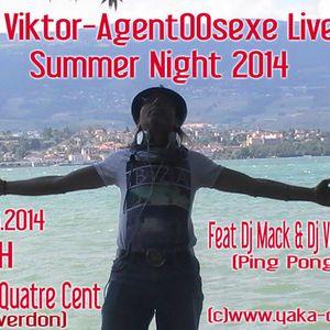 Mixe Live du 27.06.2014@Mille Quatre Cents