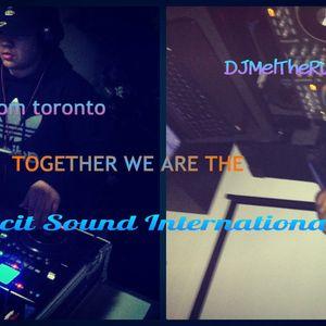 DJMelTheRuler soca mix 2014