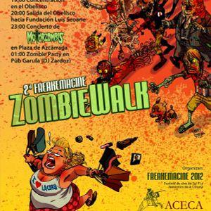 Freakemacine Zombie Walk 2012