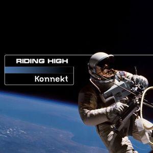 Konnekt - Riding High - chilled out '90s drum & bass mix