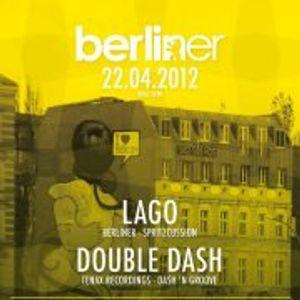 Double Dash @ Berliner 22/04