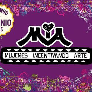 Karen Pastrana - Festival Mujeres Incentivando Arte (MIA)