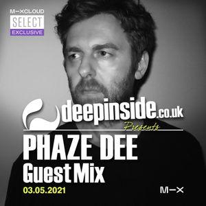 PHAZE DEE is on DEEPINSIDE [Mixcloud Select Exclusive]