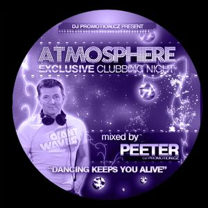 Dj Peeter - ATMOSPHERE excluisve clubbing night CD